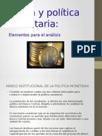 Teoría y Política Monetaria