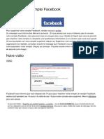 Supprimer Son Compte Facebook La Solution 18274 Oevxkm