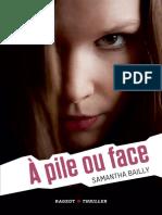 Samantha Bailly - A pile ou face.epub