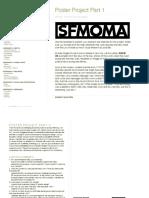 Sonny Nguyen SFMOMA ProcessBook