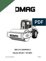 Wiring Bomag Diagram Bw211pd 3