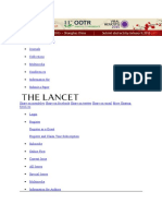 The Lancet Home