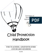 AISA Child Protection Handbook 3rd Edition