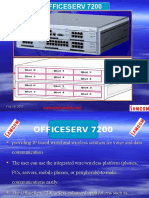 OS-7400 Samsung Switch Presrentation.ppt
