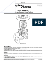 Below Seal Globe Valve1