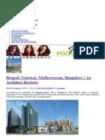 An Architect Reviews Brigade Gateway _ Architecture Ideas