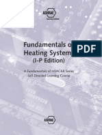 Fundamentals of Heating Systems I-P