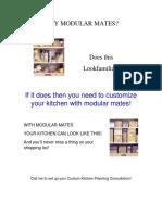 Modular-Mates Information Booklet