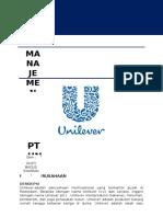 SCM Unilever