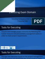 Executing Exam Objectives