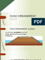 Road Embankment