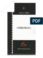 Chirurgul, autor Iagan Ameih