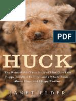 Huck by Janet Elder - Excerpt