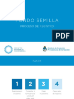 FondoSemilla Proceso de Registro