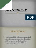 Switchgear Presentation