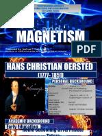 Caberte Joshua p. Electricity and Magnetism