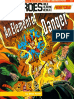 DC Heroes - [Module - Firestorm] an Element of Danger