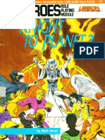 DC Heroes - [Module - Legion of Super-Heroes] Knight to Planet 3