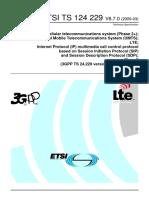 ETSI TS 124 229