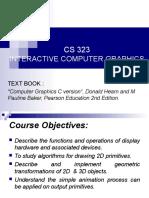 CS323 ICG Orientation