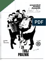sheets-Recueil - Ansambel Bratov Avsenik (Volume n°23).pdf