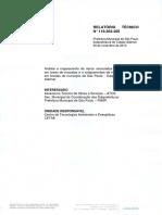 Relatório de Áreas de Risco do município de São Paulo/Subprefeitura de Cidade Ademar