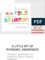 Phonemic Awareness EXTRA