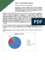 Censo Religioes No Brasil