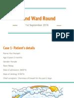 Grand Ward Round 1%2F9%2F16