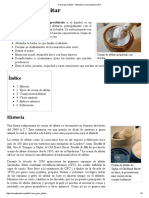 Crema Para Afeitar - Wikipedia, La Enciclopedia Libre