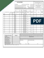 Plan de Izaje Standar - PDF