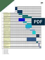 V.4 - Cronograma de Referencia