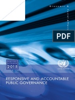 United Nations (2015). Responsive and Accountable Public Governance. World Public Sector Report..pdf