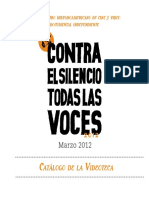 Catalogo VII Encuentro