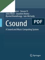 2016 - Csound