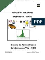 manual sistema administracion informacion vital vims caterpillar conexiones vimspc aplicaciones tablas configuraciones.pdf