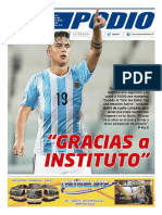 Dybala en la Selección Argentina