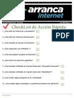 1.- Checklist de Acción Rápida