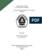 Laporan KP Sistem Eksitasi Generator PLTU Rembang.pdf