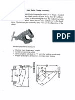 Kant Twist Clamp Assembly