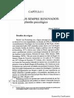 Desafios Sempre Renovados Plantao Psicologico CAP1 -Miguel Mahfoud