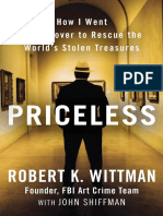 Priceless by Robert K. Wittman and John Shiffman - Excerpt