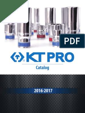KT Pro Tools C4269-55P 1//4 Drive Reversible Ratchet King Tony