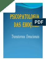 4ok Transt Emocionais Psicopatol