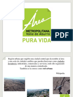 Las Areas Metropolitana