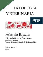 Atlas Hematologia Veterinaria