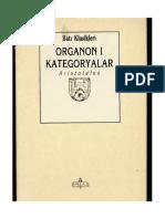 Aristoteles- Organon 1- Kategoriler.pdf