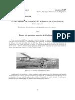 2008 Mp-p&Si Sujet Ecrit Physique Et Sciences de l'Ingenieur