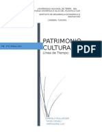 Linea de Tiempo Historia Del Arte y La Arquitectura Mundial