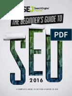 SEO Guide 2016